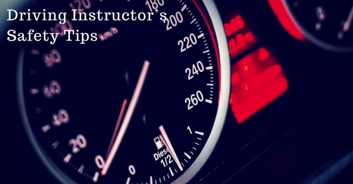 driving instructor Toronto