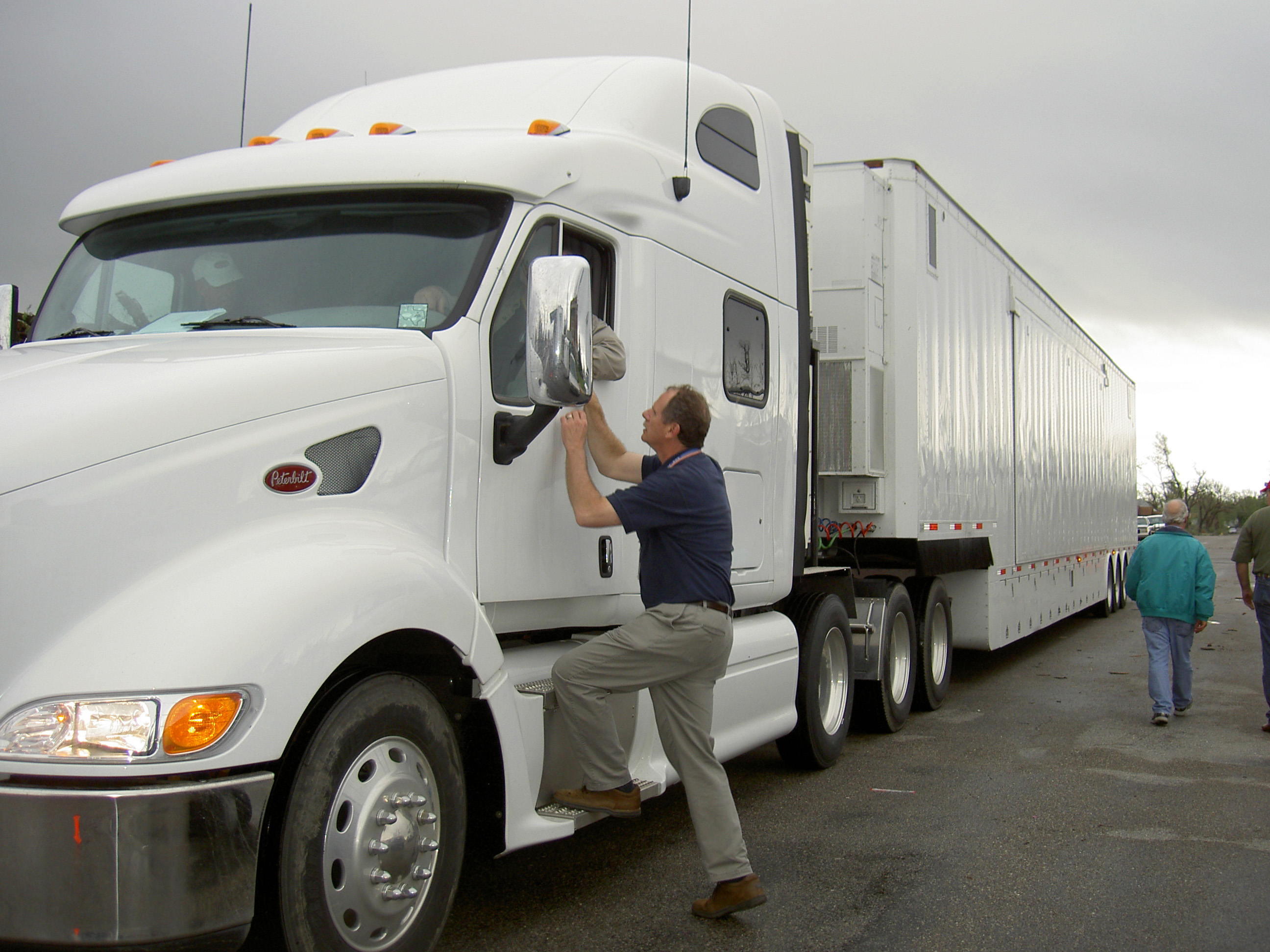truck driving school toronto