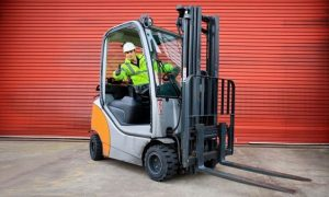 forklift driving lessons