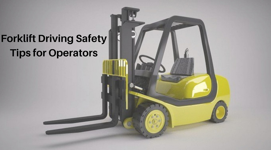 Forklift Driving Safety Tips for Operators